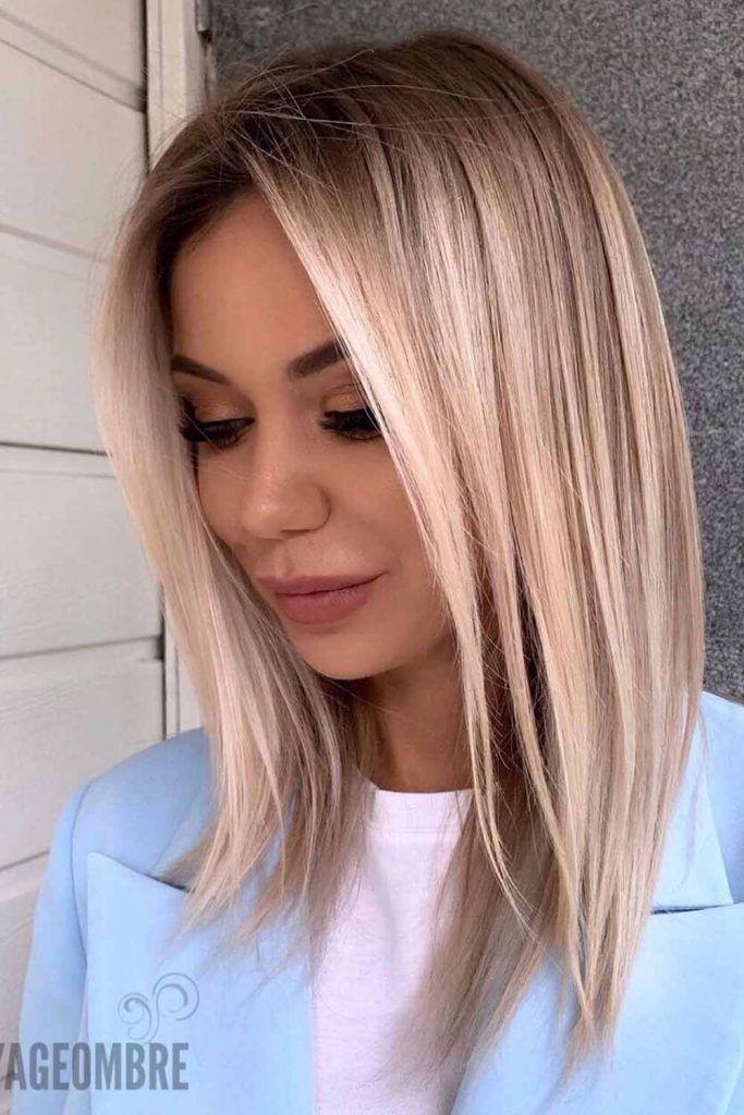 Light Strawberry Hair Color