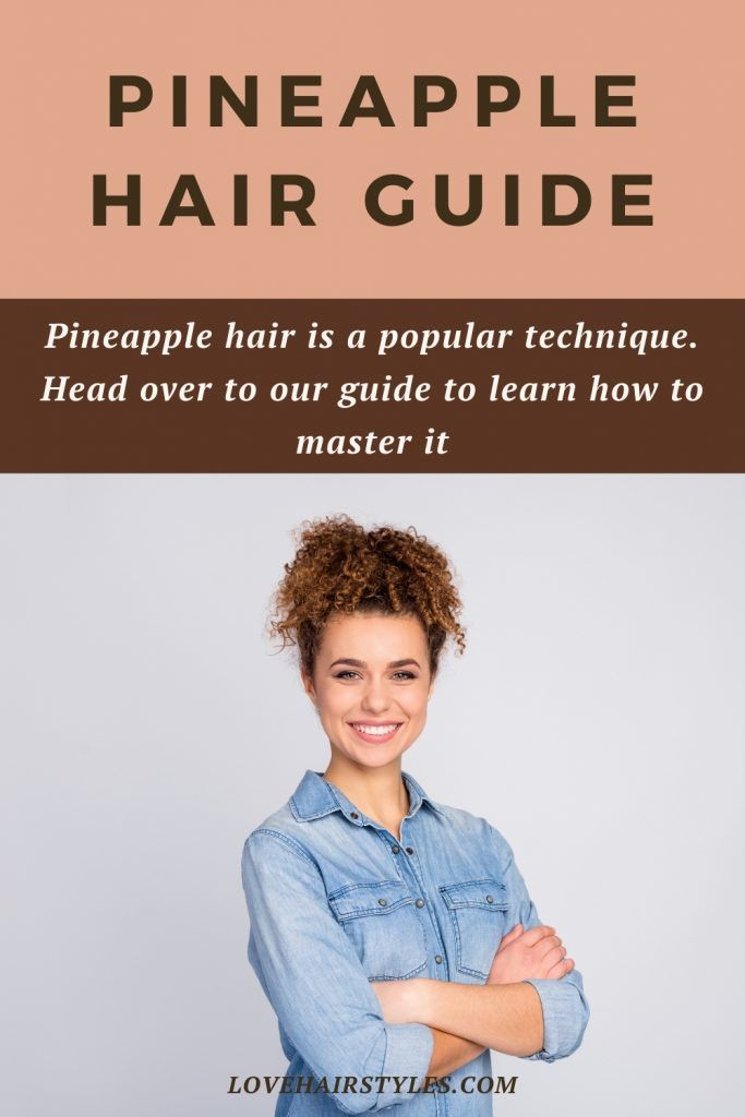 What Is Pineappe Hair?