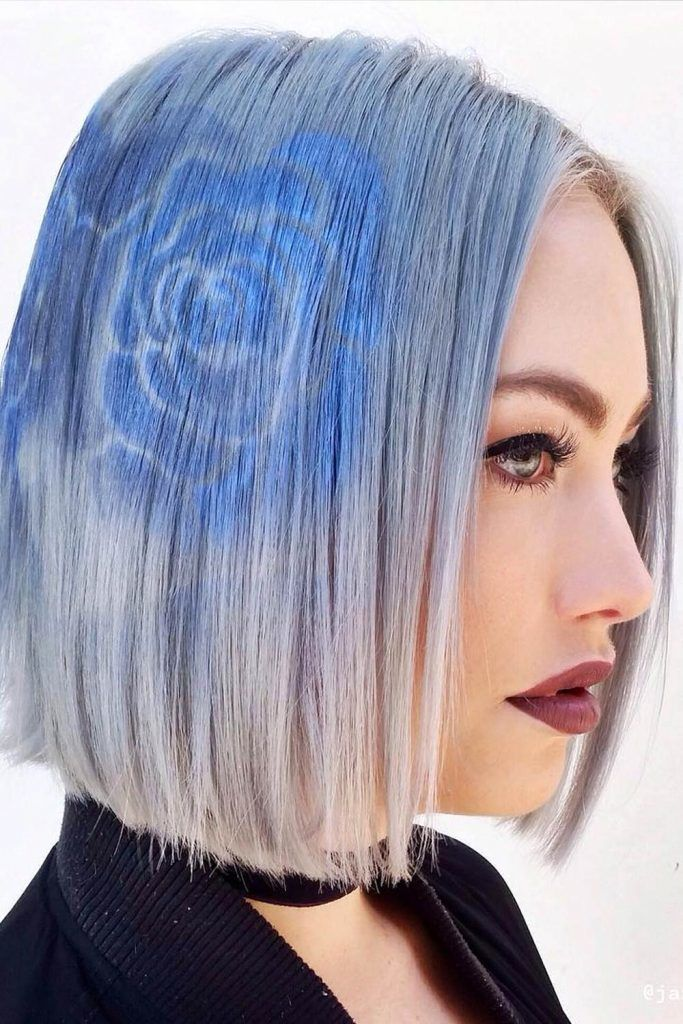 What Is Periwinkle Hair Trend?