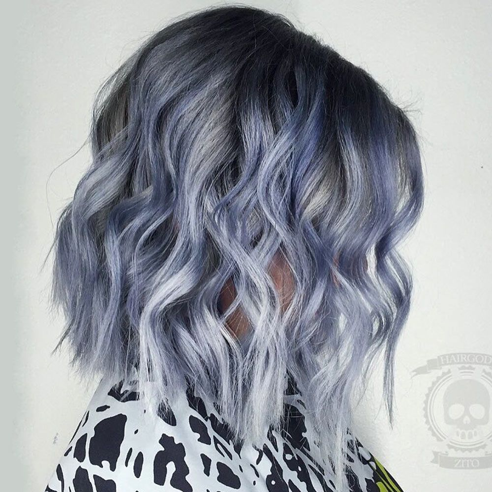 FAQ: Periwinkle Hair Color Trend