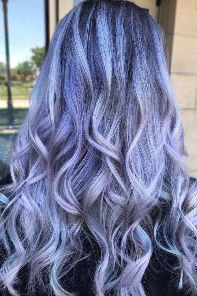 What Is Periwinkle Hair?