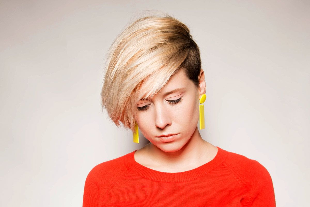 How To Create And Style An Undercut Hairstyle For Women