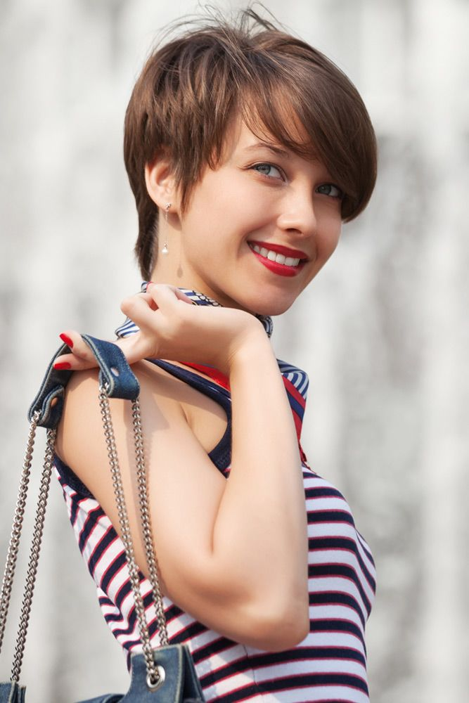 Top Different Chic Styles For Pixie Bob Haircut