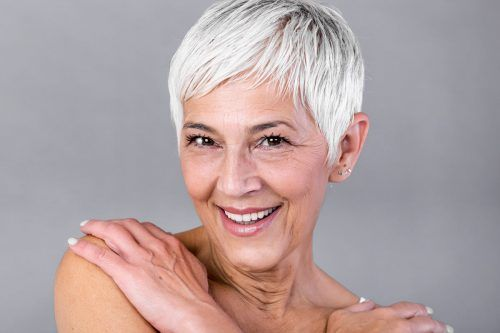 44 Pixie Haircuts For Women Over 50 That Flatter Women Of Any Age