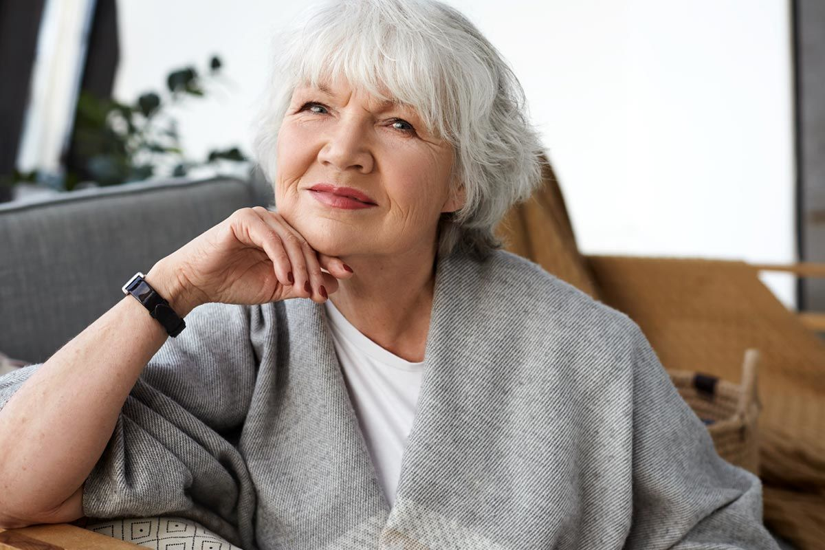 Most Amazing Long And Short Haircuts For Women Over 60