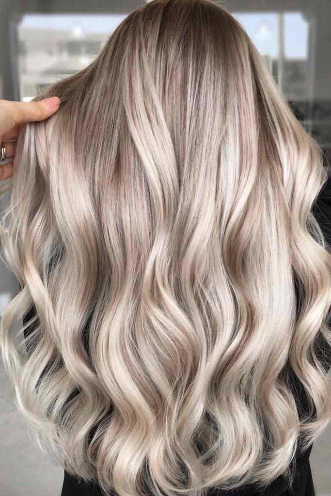 Best Ideas for Ash Blonde Color