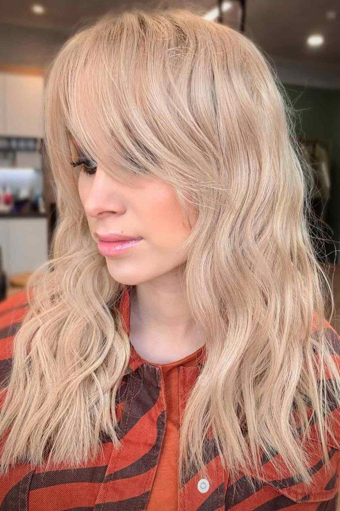 All-Time Classic Blonde Long Hair