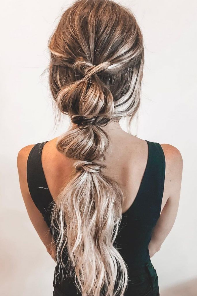 Stunning Bubble Braids Ideas to Try