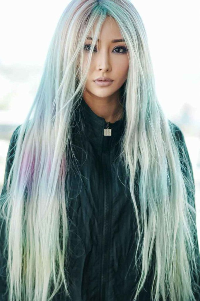 Long Straight Fine Hairstyle