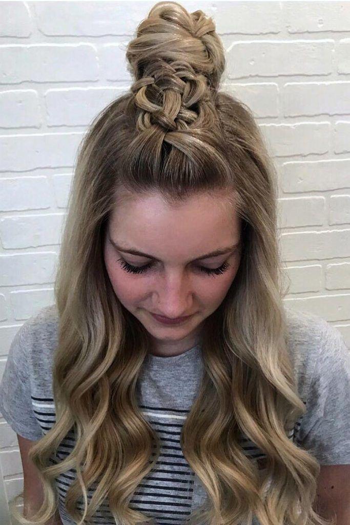 Hair Styles for Greasy Hair
