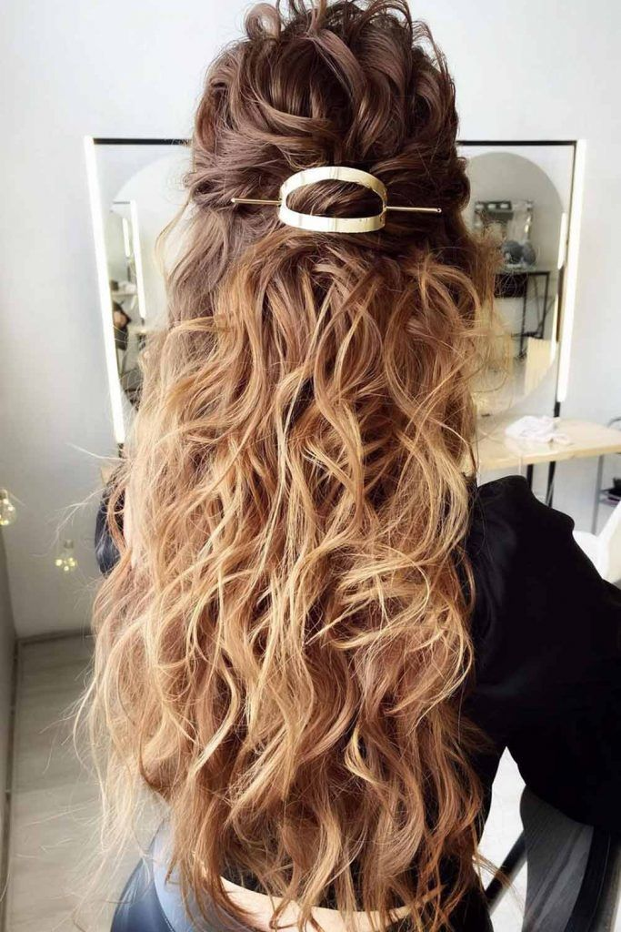 Brown Shades Ombre Hair