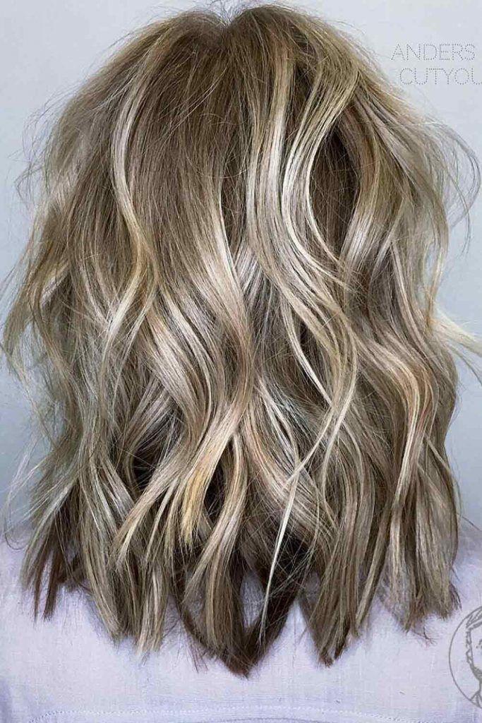 Dark Ashy Blonde