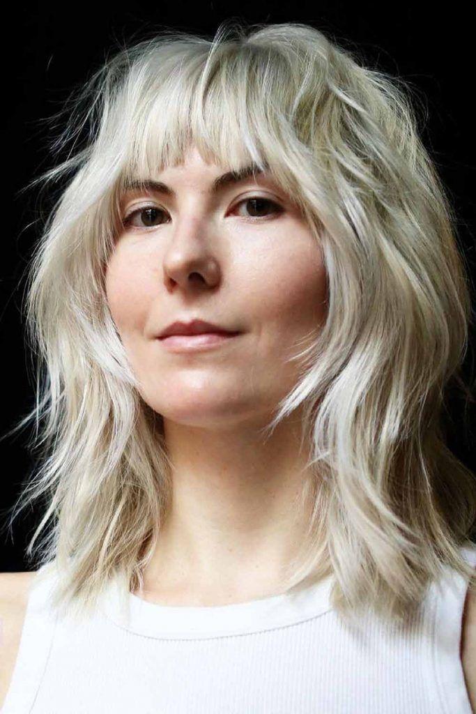 Eye-Catching Cool-Toned Blonde