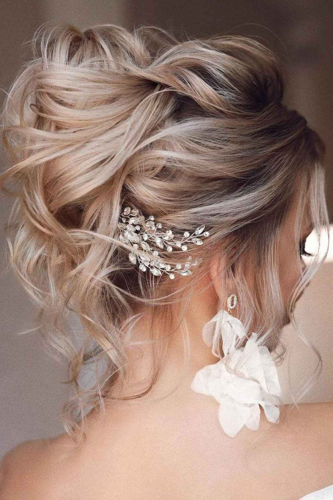 Simple Chignon Hairstyle