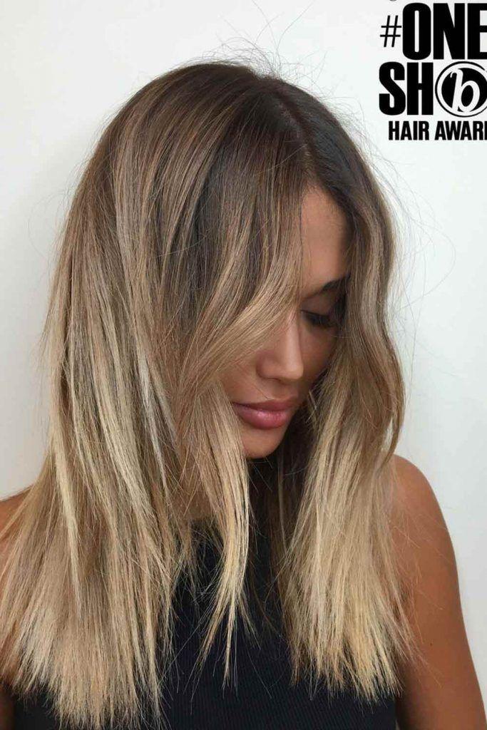 Caramel Blonde Highlights