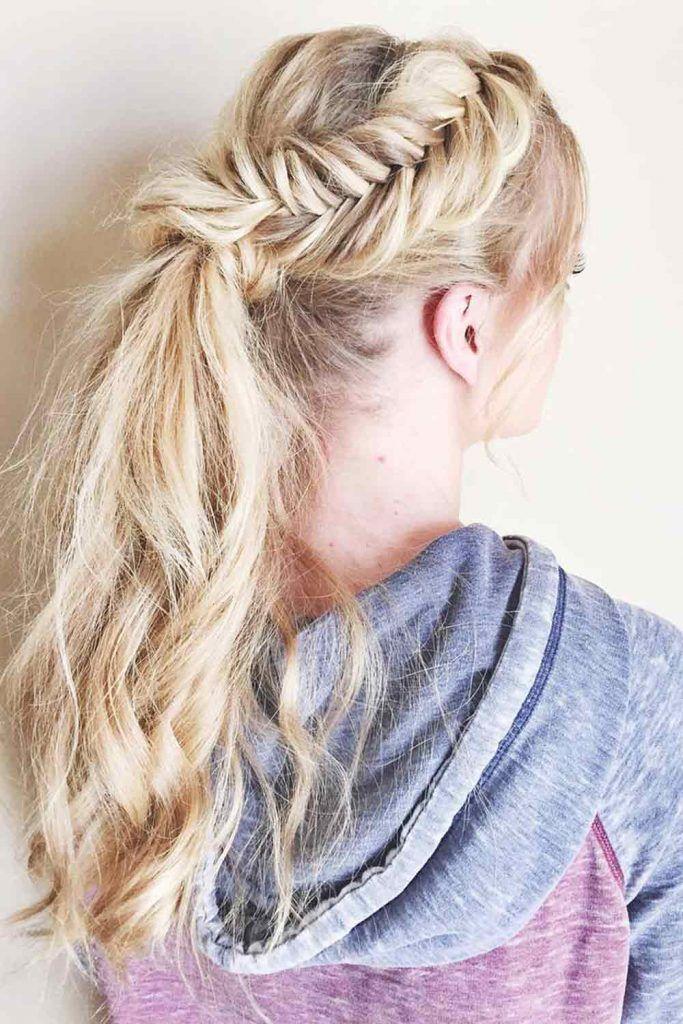 Ponytail Braided Hairstyles