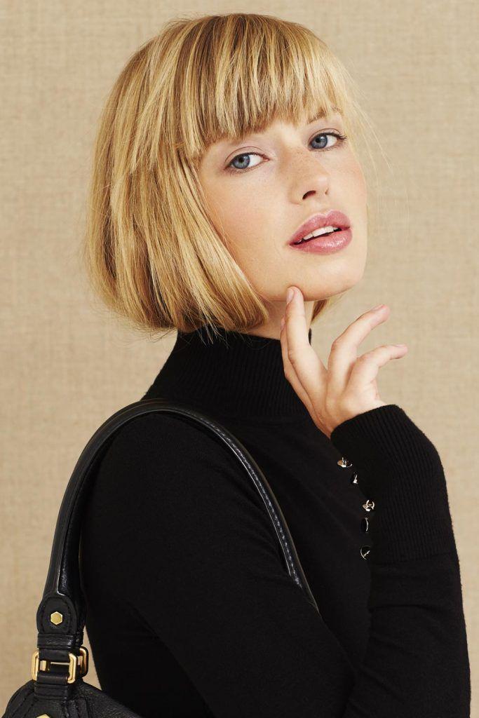Short Hair Women Haircut