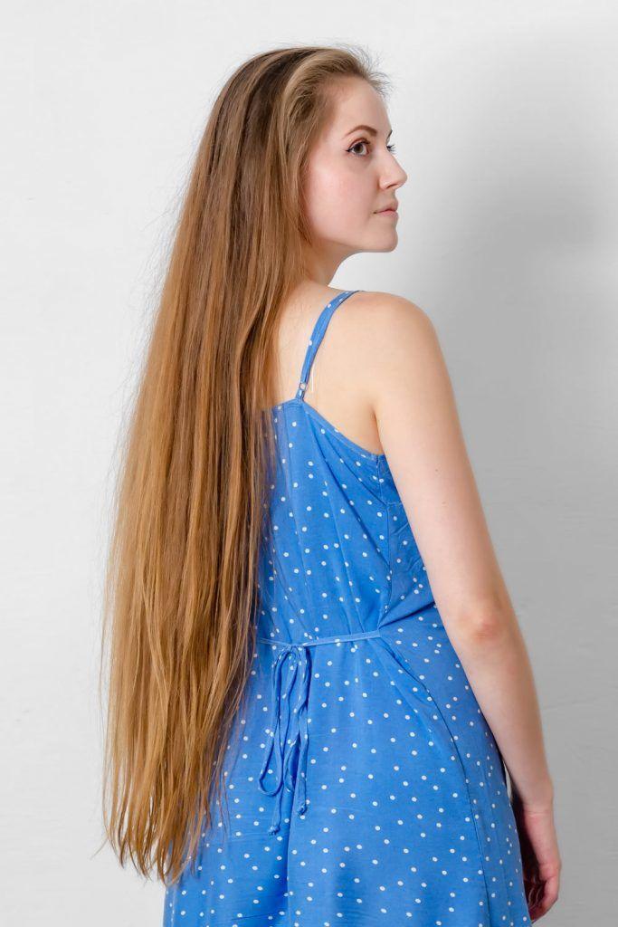 Even Longer Women Hair