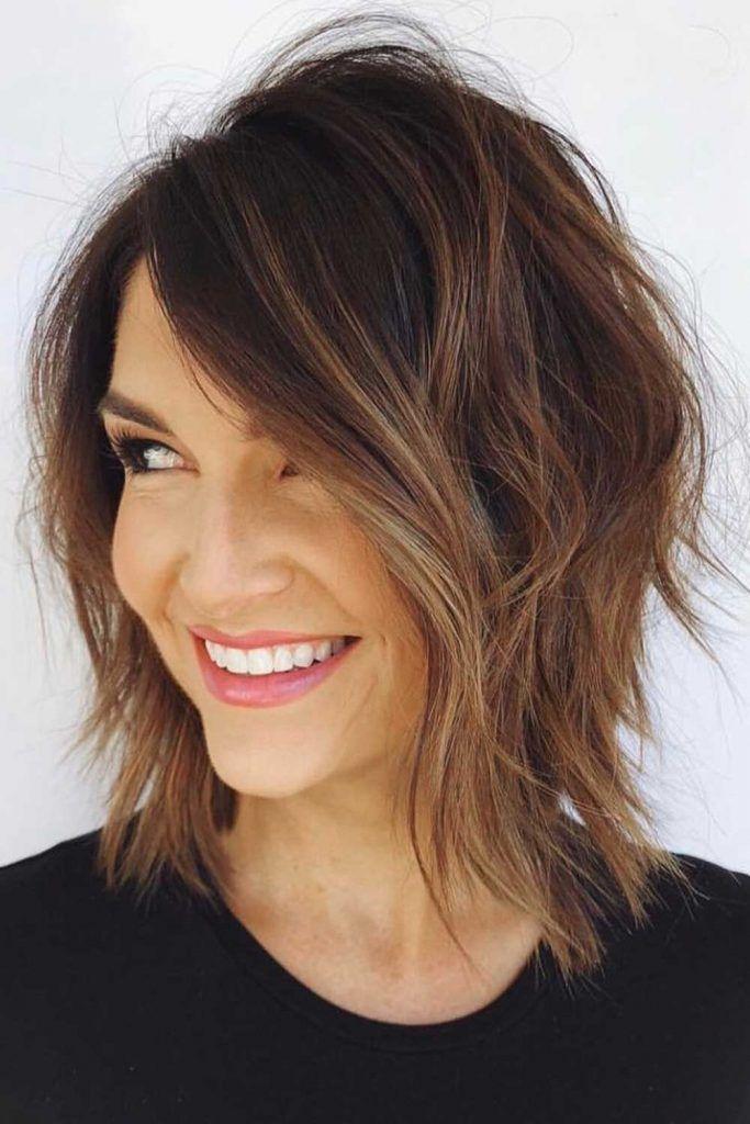 Highlights For Short To Medium Hair