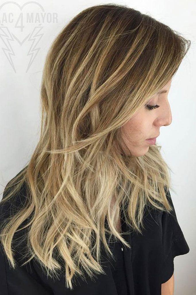 Most Popular Hair Highlight Types: Full Blonde Highlights