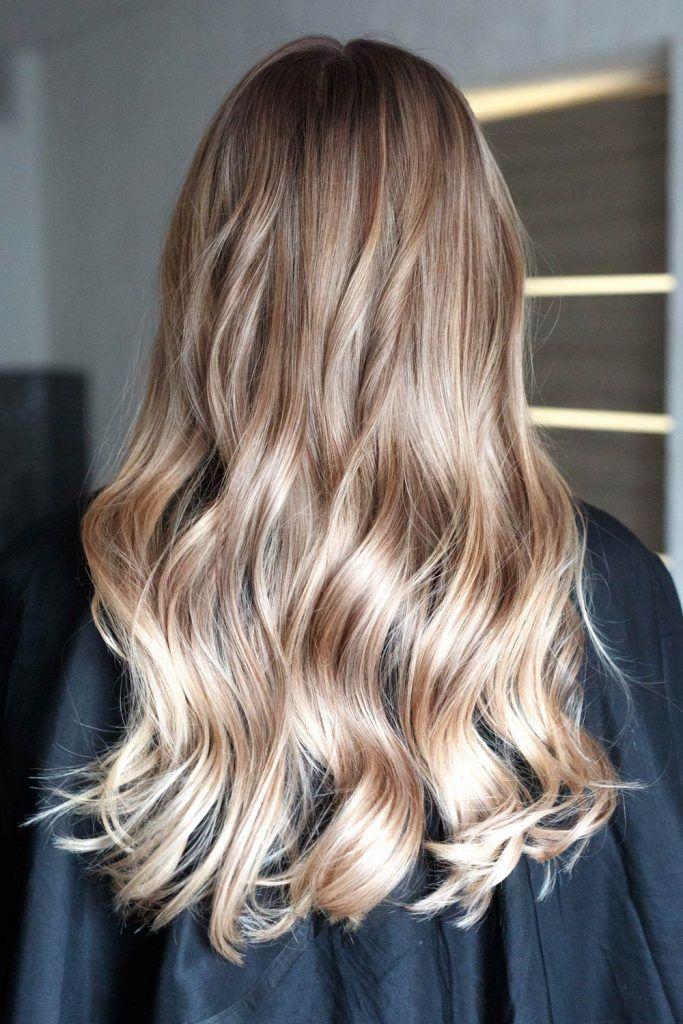 Most Popular Hair Highlight Types: Ash Brown Lowlights