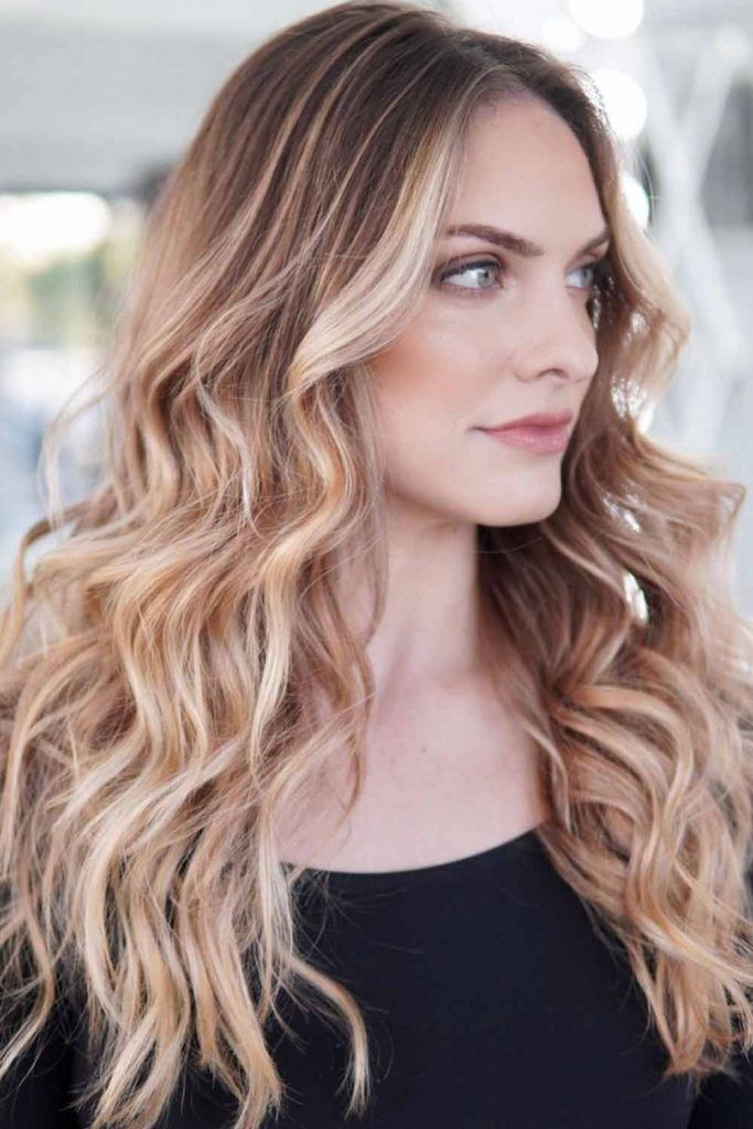 Subtle And Stylish Blonde Ombre