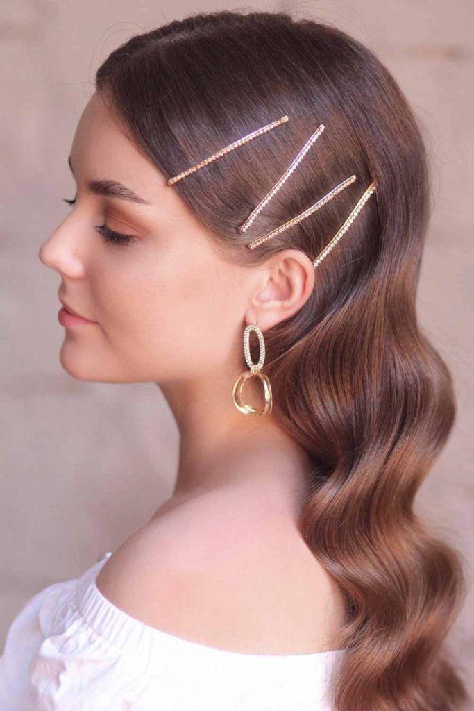 Hair Rings And Pins