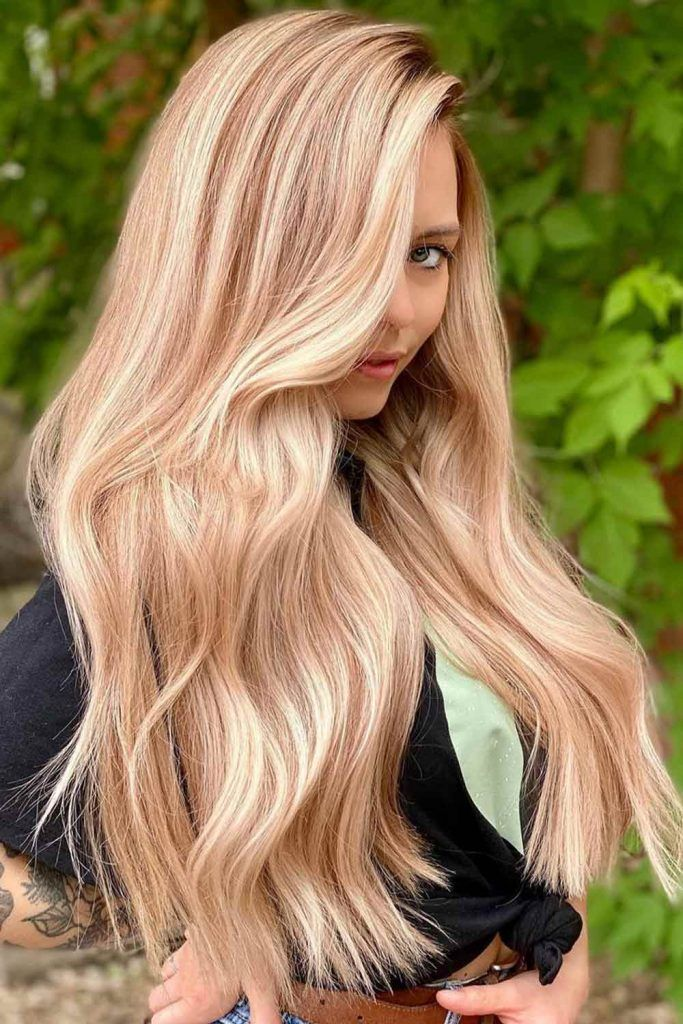 Perfect Straight Long Hairstyles