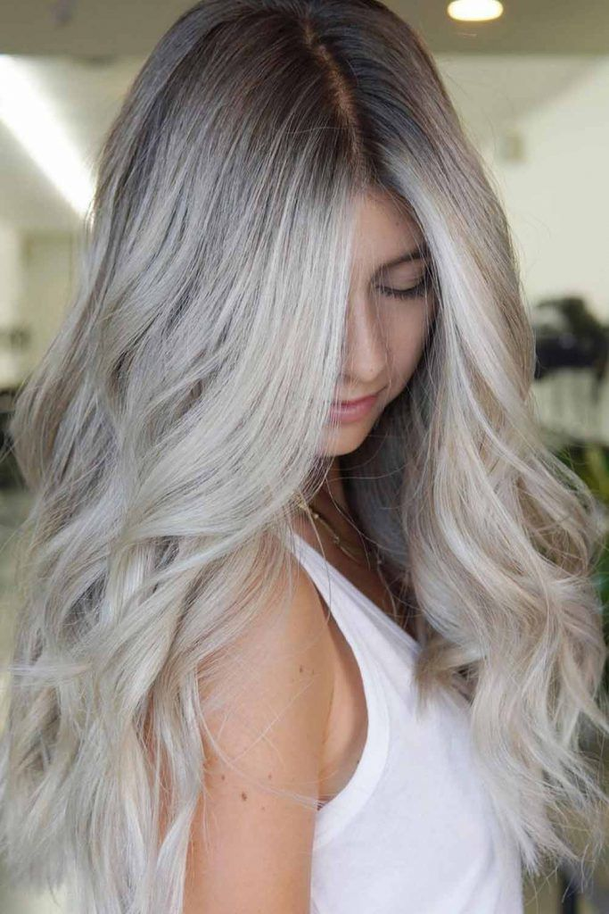 Balayage With Ombre