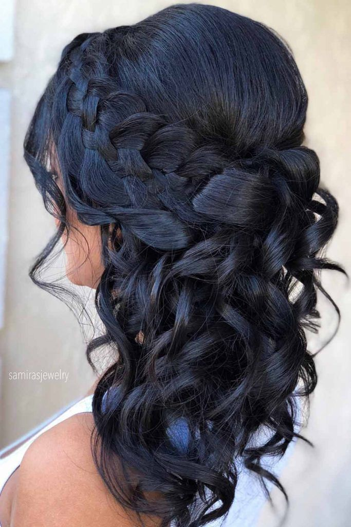 Romantic Hairstyles With A Ponytail