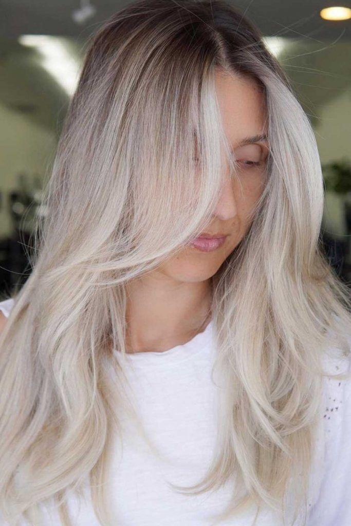 Faux Blonde Hair