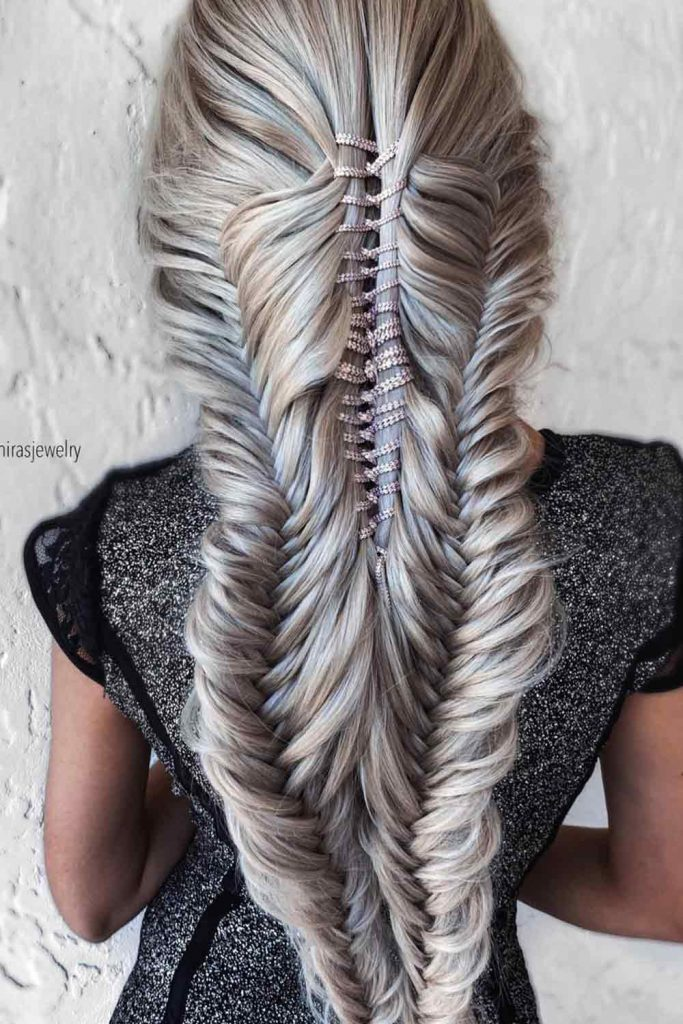Braided Combo Hairstyles
