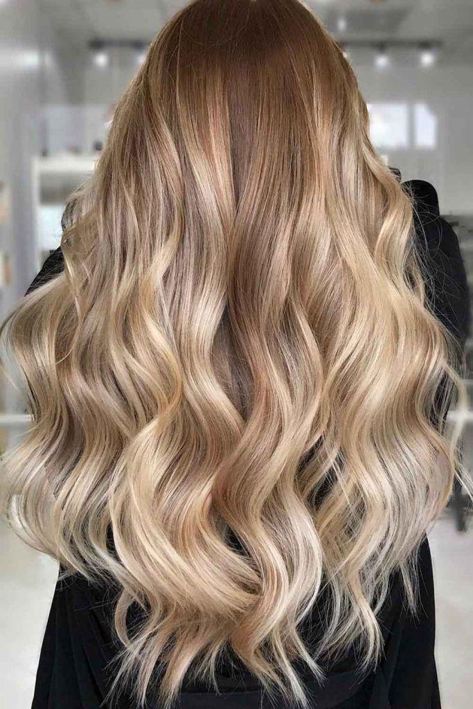 Chestnut Blonde