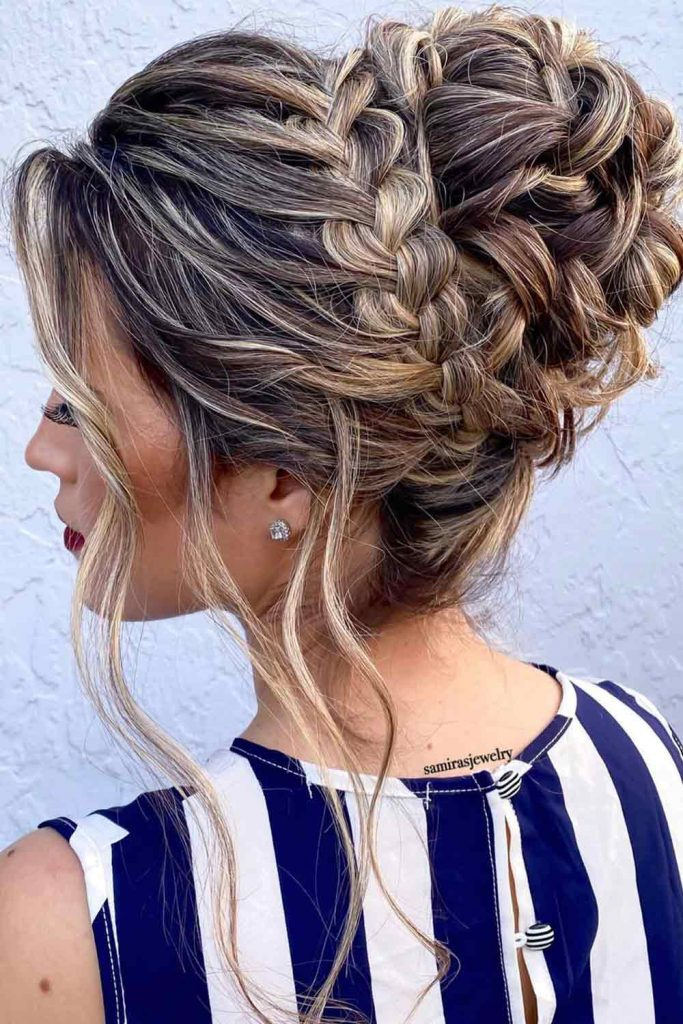 Lovely Braided Updо
