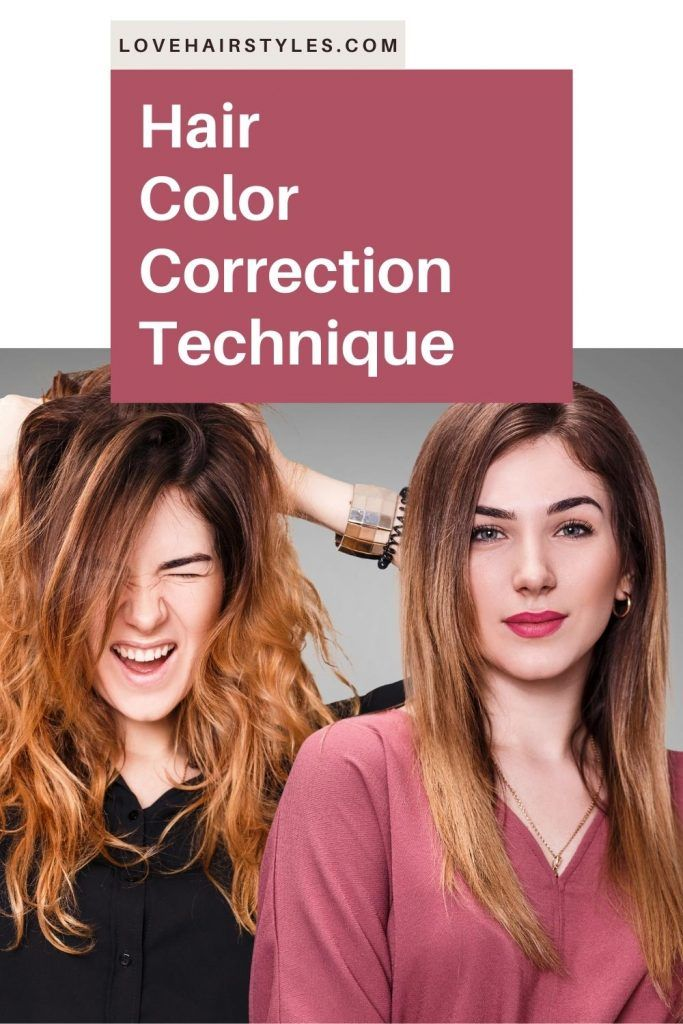 Color Correction Hair: What You Need To Know