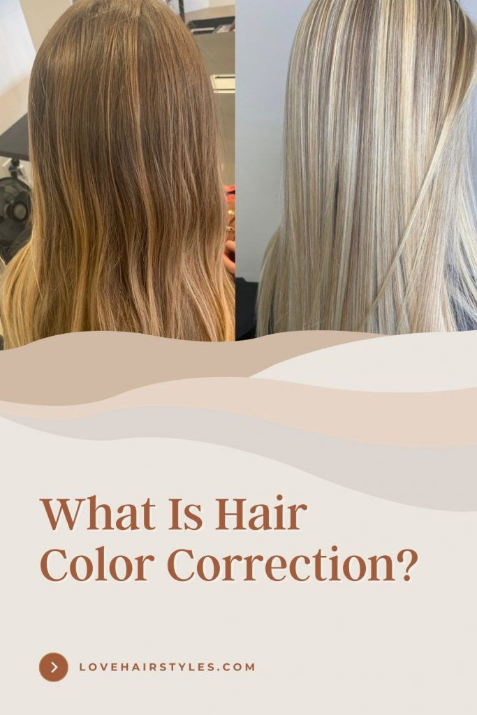 How Long Does The Color Correctionhair Process Take?