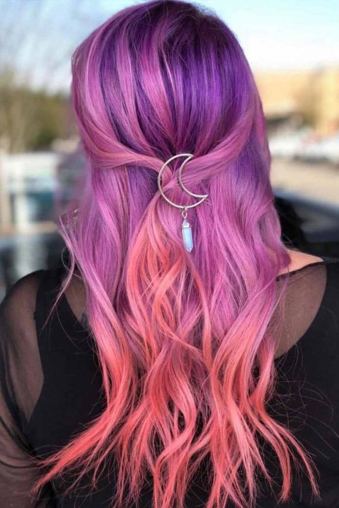 Two-Toned Hair Color Trend