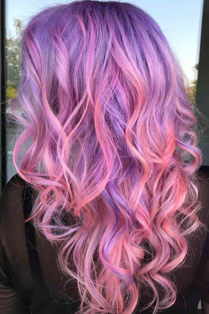 Glorious Persian Pink Highlights