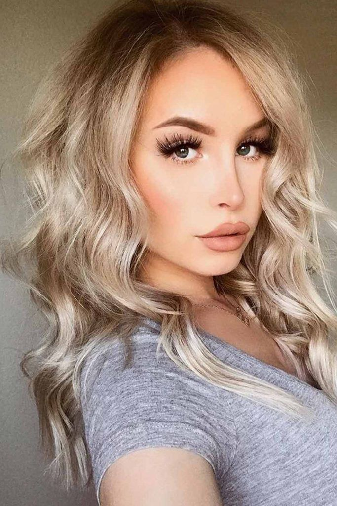 How To Style - Layered Hair With Flips