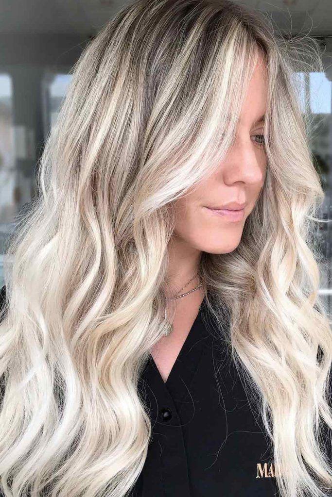 Stylish Long Haircut