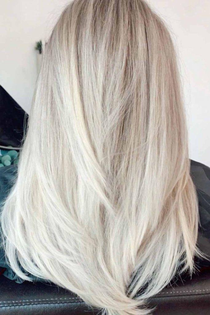 Platinum Ice Color