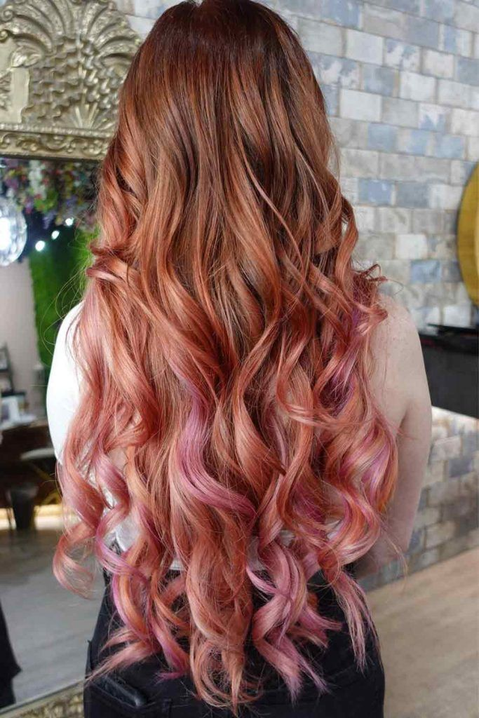 Rose Gold Layers