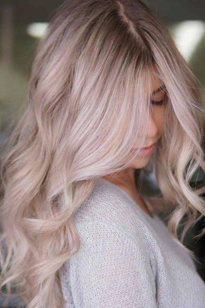 Socialite Blonde