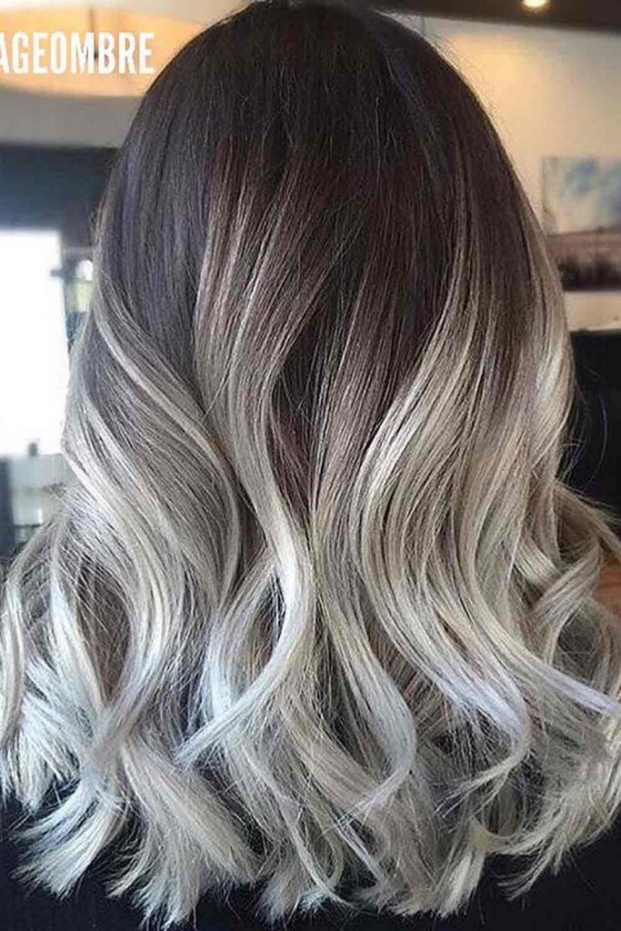 Salt And Pepper Tones For Hair