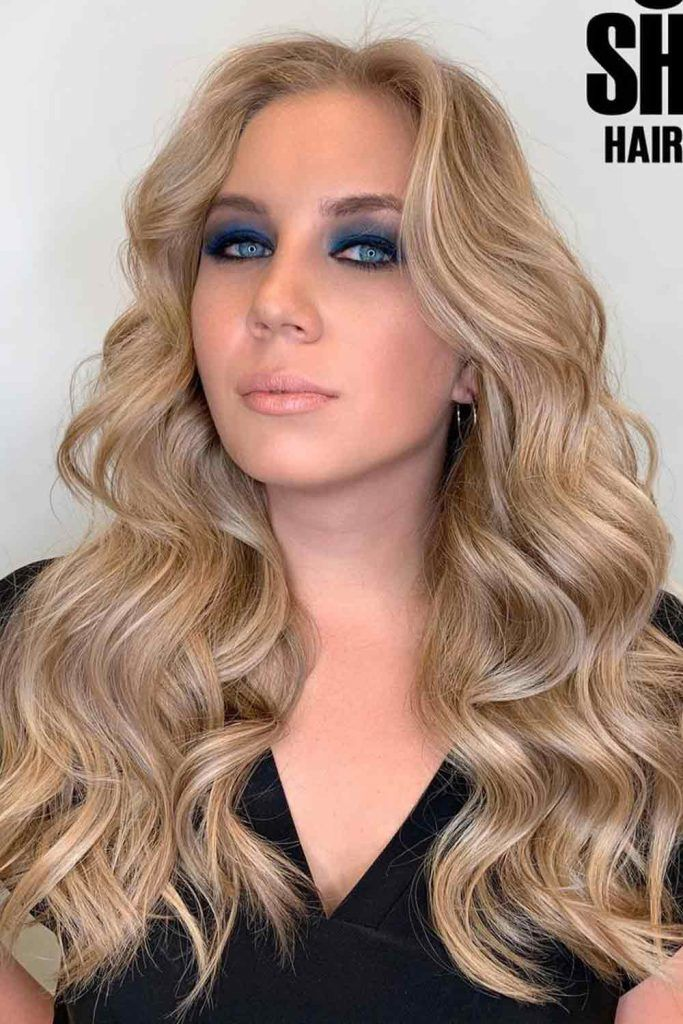Dirty Blonde Hair With Blonde Highlights