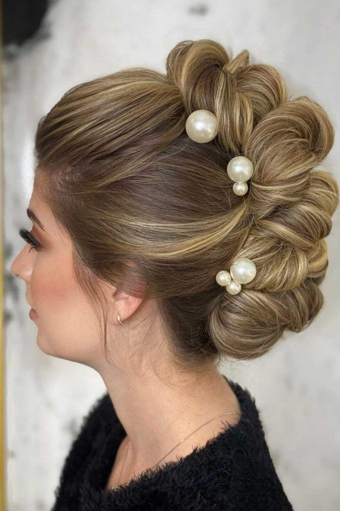 Faux Hawk With Bobby Pins