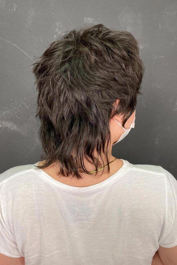Classy Mullet Female Haircut