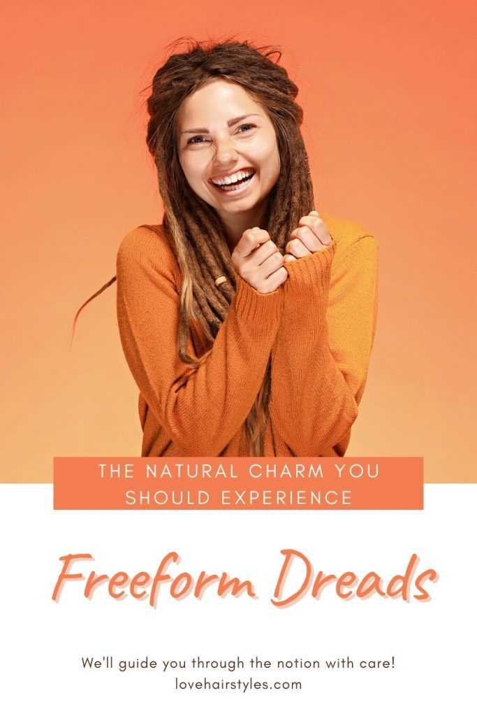 What are Freeform Dreads?