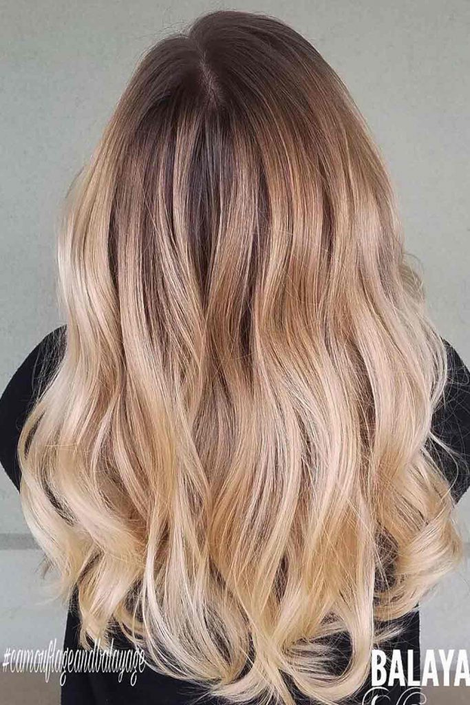 Naked Rose Wavy Hair