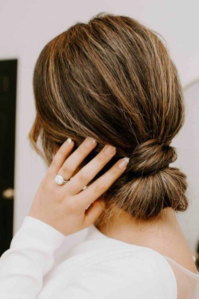 Easy Hairstyle For Thinning Crown